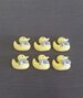 Duck cupcake decorations