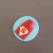 Superman Cake Decorations