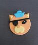 octonauts cupcake decorations