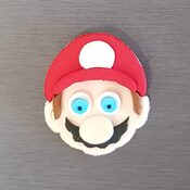 Mario Cupcake decorations