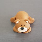 Teddy Cake Topper