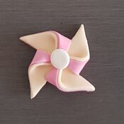 Pinwheel Cake decorations