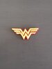 Wonder Woman Cake decorations