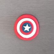 Captain America topper