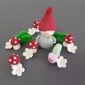 Gardening Cake Decorations