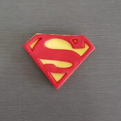 Superman Cupcake topper